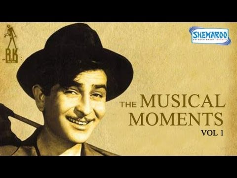 Super Hit Bollywood Songs Of Raj Kapoor Vol  1