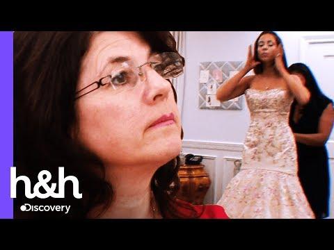 Sogra odeia o vestido escolhido pelo noivo   O Vestido Ideal   Discovery H&H Brasil