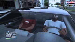 GTA V Smoke and Ride