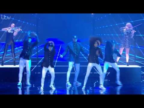 Diversity - Royal Variety Performance - 2016