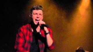Nick Carter - Help Me - 3/23/2016