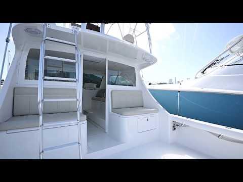 2019 Viking 38 Billfish Yacht Walk Through