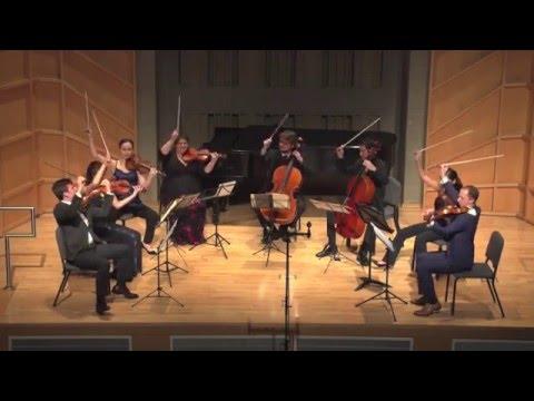 MCP Artists perform Mendelssohn Octet, Op. 20 - First Movement