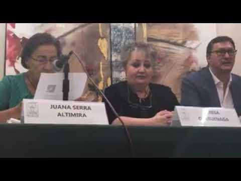 """Presentación del libro """"Colección Plástica del Ateneo Español de México A.C.""""  20/09/18"""