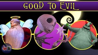 The Nightmare Before Christmas: Good to Evil