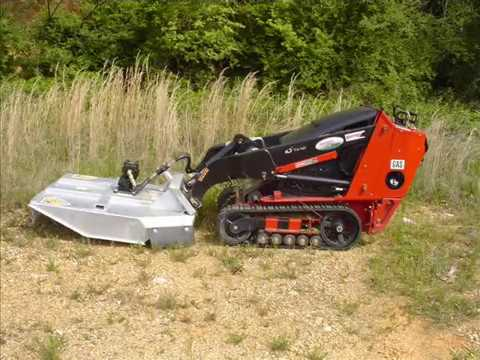 Bushmaster Mx401 Kubota 121 Excavator Cutter Funnycat Tv