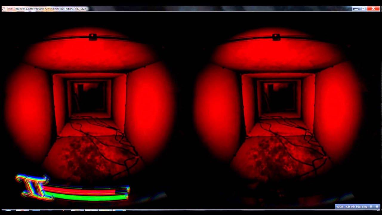 Twin Darkness: Oculus Rift Preview 2