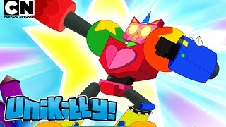 Unikitty | Kitty Robot | Cartoon Network