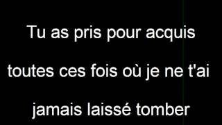 3 doors down kryptonite traduction