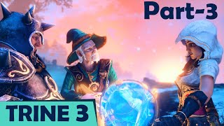 Trine 3 The Artifacts of Power | Complete Gameplay - Final Part 3