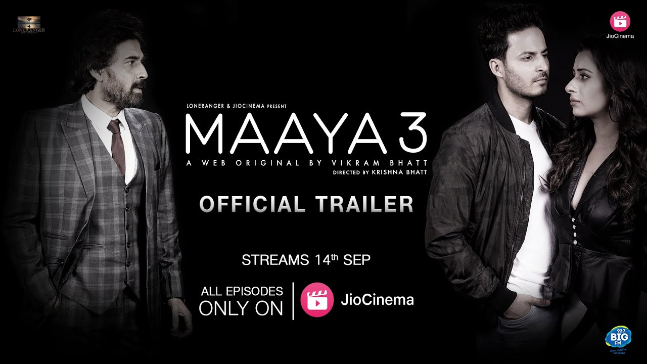 MAAYA 3 | Official Trailer | All Episodes from 14 Sep | ONLY on ...