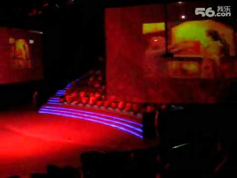World Expo, the General Motors Pavilion stage performances chinesemotopartsl4ess