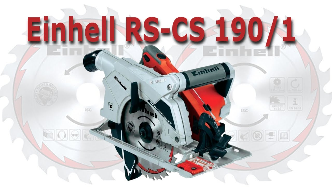 Hand-held saws, circular saws, jigsaws and ... - Einhell.it