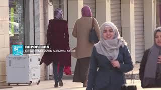 LIBYA BENGHAZI IN SURVIVAL MODE
