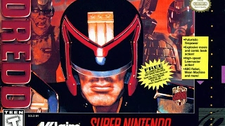 Video O Juiz (Judge Dredd) - [Super Nintendo] - (Completo) download MP3, 3GP, MP4, WEBM, AVI, FLV Agustus 2018