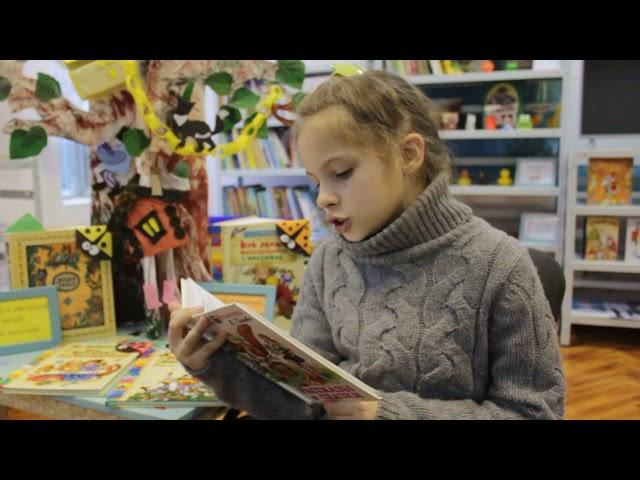 Изображение предпросмотра прочтения – ПолинаНикитенко читает произведение «Просто старушка» В.А.Осеевой
