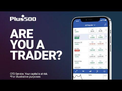 Plus500 Online-Handel