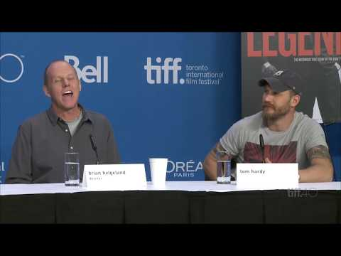 LEGEND Press Conference  TIFF 2015