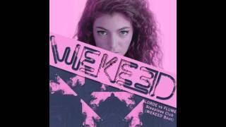 Lorde Vs Flume Sleepless Club Wekeed Boot