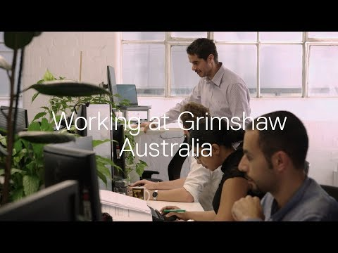 Working At Grimshaw In Australia