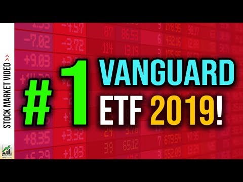 The ONLY Vanguard ETF You Need (Best Index Fund 2019) 🏆