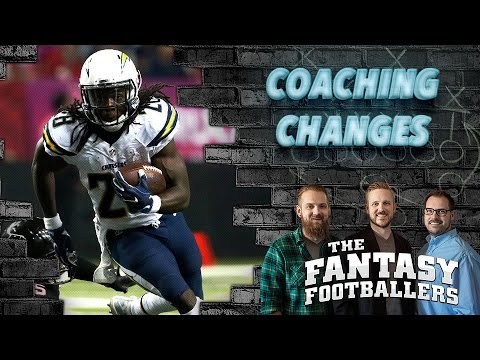 Fantasy Football 2017 - NFL Coaching Changes, Fantasy Impact - Ep. #356