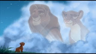 Rani speaks with her Parents-The Lion Guard:The Tree of Life