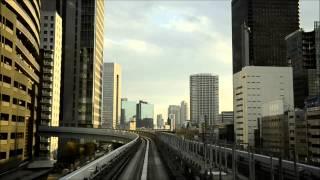 Yurikamome train down for Odaiba