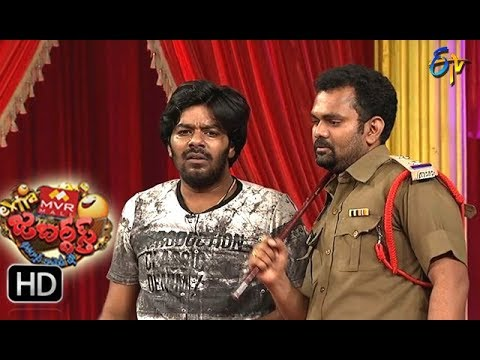 Sudigaali Sudheer Performance | Extra Jabardsth | 8th September 2017| ETV  Telugu