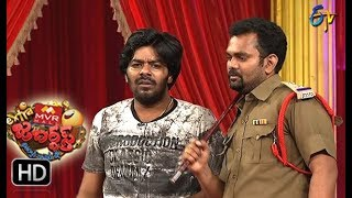 Sudigaali Sudheer Performance | Extra Jabardsth | 8th September 2017| ETV  Telugu