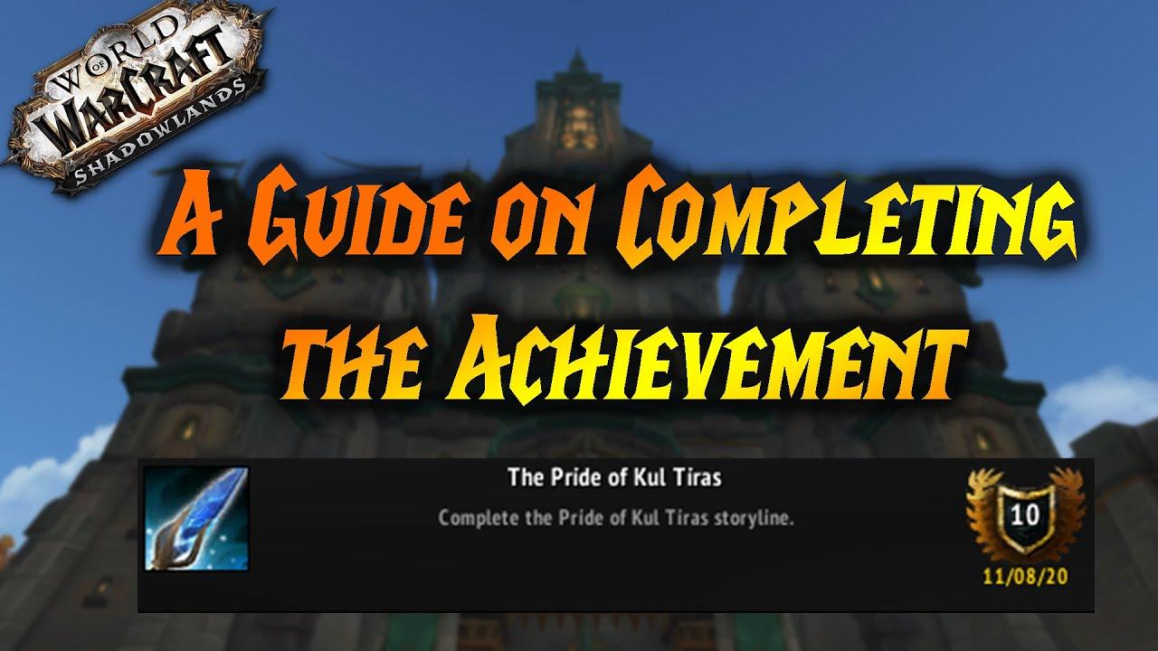 Pride Of Kul Tiras