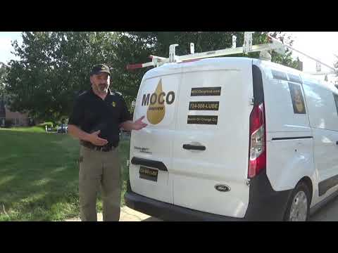 MOCO Express: The Mobile Oil-change Company