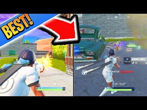 #1 FORTNITE TIP to be UNBEATABLE! Fortnite Ps4/Xbox BEST Tips and Tricks! (How to Win Fortnite)