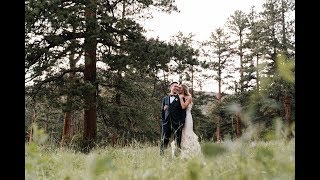 Adventurous Rocky Mountain Wedding - Shannon & Alex