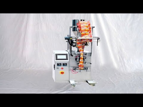 Granules Small Bags Packaging Machine Volumetric Cups Metering Bagging Equipment حبيبات آلة التعبئة