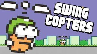 SWING COPTERS (del creador de Flappy Bird) - JuegaGerman