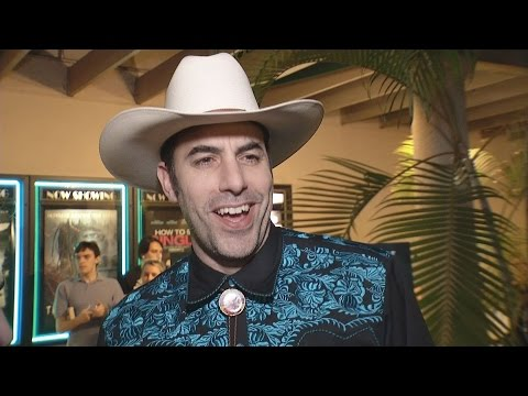 Sacha Baron Cohen: Yes, Donald Trump gets AIDS in 'The Brothers Grimsby'