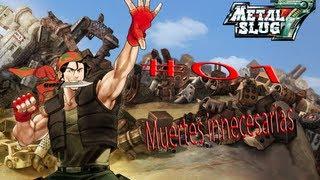 Metal Slug X Parte 1- Heavy Machine Gun Y Pilares Infinitos TTT______TTT