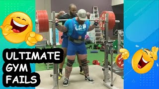 Funny Gym Fails Compilation 😂 | NEW 2020