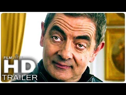 JOHNNY ENGLISH 3: Strikes Again Trailer (2018)