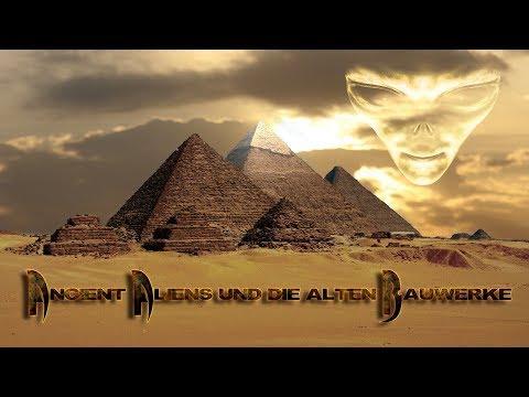 Ancient Aliens und die alten Bauwerke - Zu Gast bei RealMystery TBone