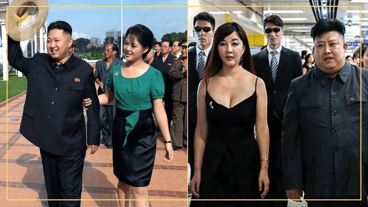 jong wife Kim un
