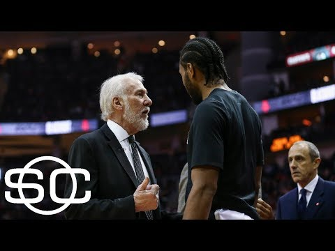 Spurs have to move on with Kawhi Leonard likely out for season | SportsCenter | ESPN