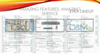Directv Hawaii Xtra Package Overview - Channel Lineup