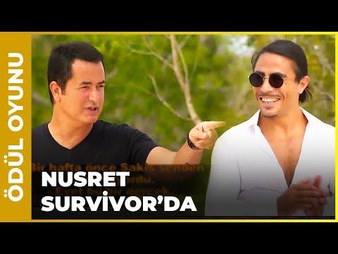Survivor'da Nusret Sürprizi! - Survivor 69. Bölüm