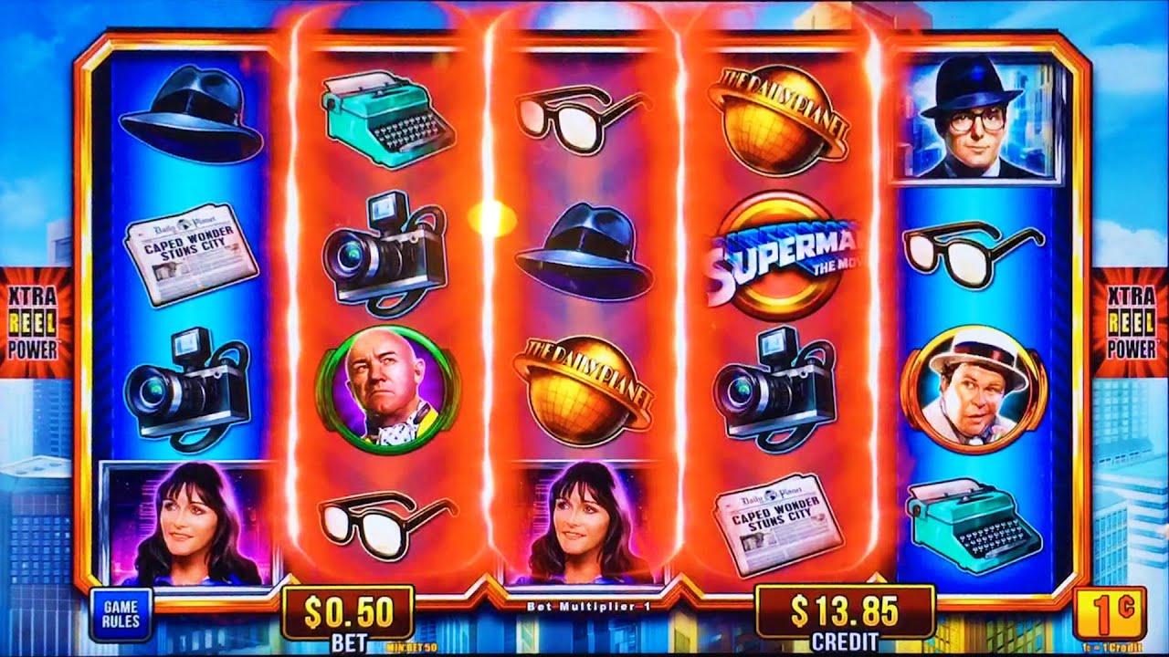 Slot machine superman gambling impact families