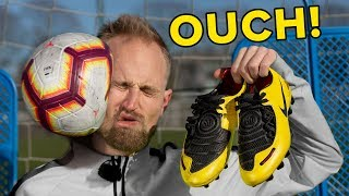 Target Challenge | Nike T90 Laser football boots