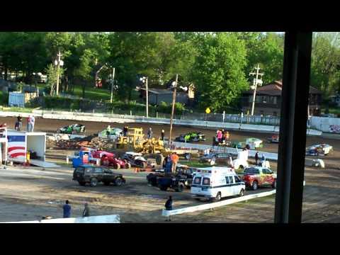 Orange County Fair Speedway 5-17-2014 video 4