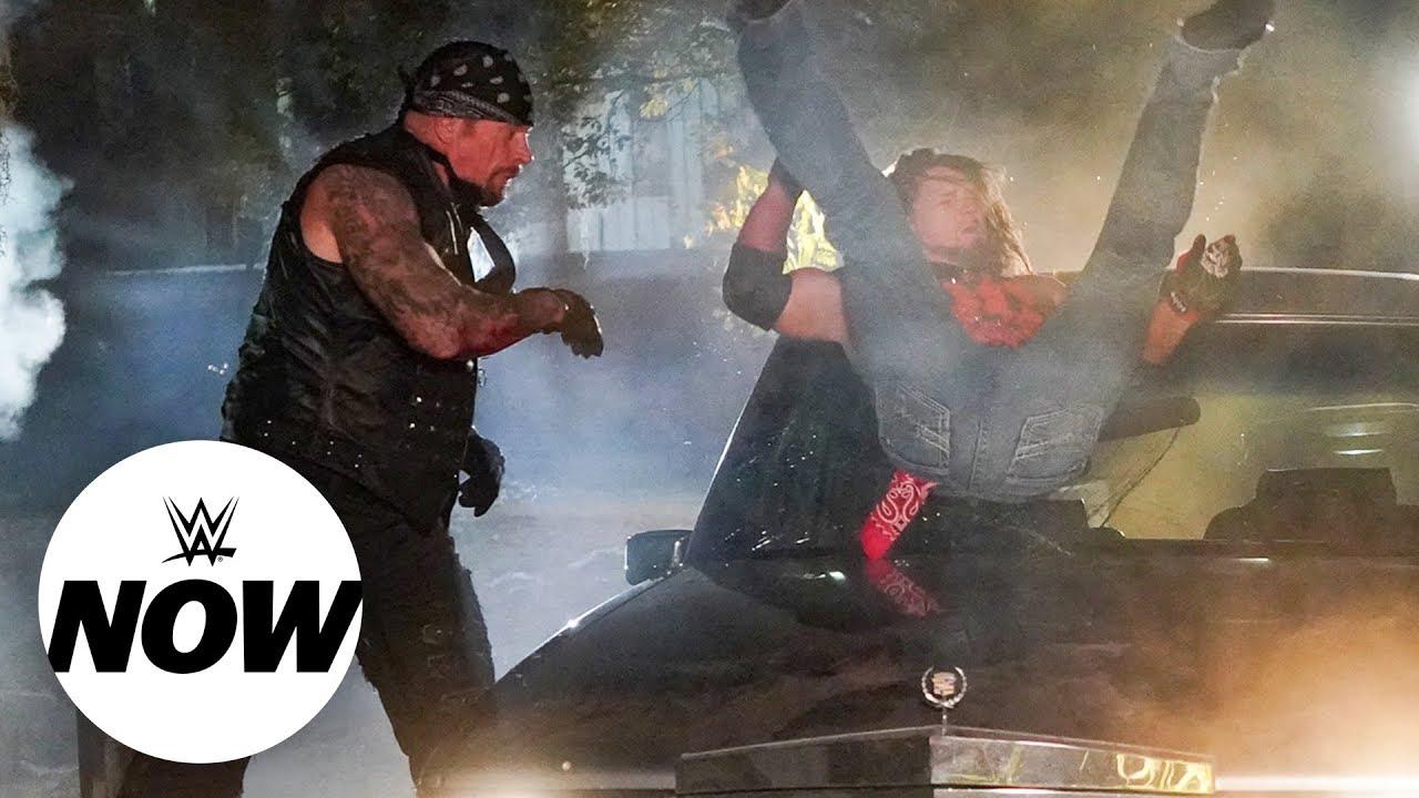 WWE WrestleMania 36 Day 2: Results, new champion, match ...