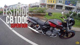 HONDA CB1000 SUPERFOUR TESTRIDE (bukan review)